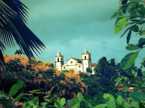 #Olinda, #Pernambuco, #Brazil (#Brasil)