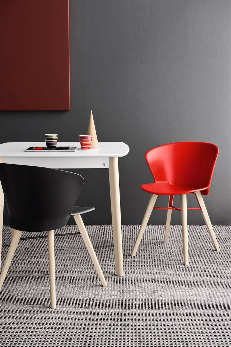 best calligaris images on pinterest  contemporary furniture  - calligaris  bahia dining chair  available in a number of colours matching bar stool
