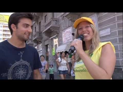 Pillole di saggezza a #Milano_1a puntata #Mondosnello #Snello #Gioca!