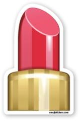 Lipstick | Emoji Stickers