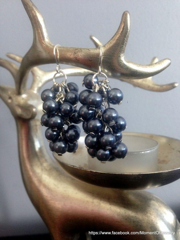 Handmade earrings. https://www.facebook.com/MomentOfJewelry