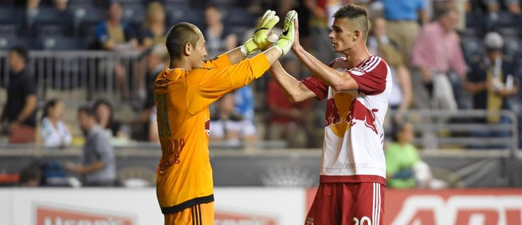 HARRISON, N.J. (January 6, 2016) – New York Red Bulls goalkeeper Luis Robles and Homegrown center back Matt Miazga have been called into January camp with the United States Men's National Team, U.S. Soccer announced today. The camp commences on January 10 in Carson, California. Robles earns his