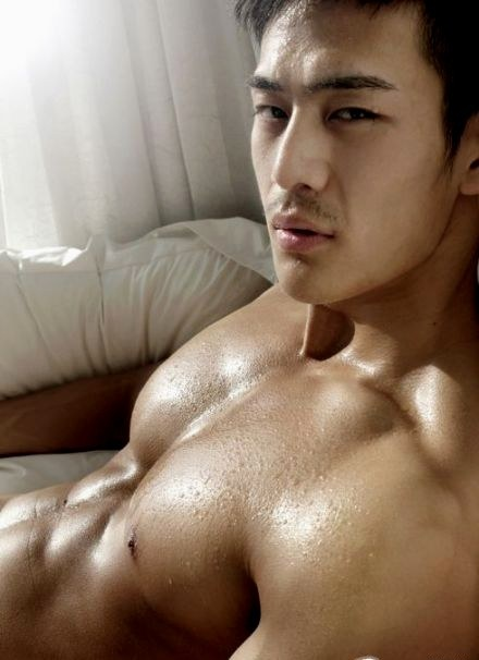 naked asian men sexy