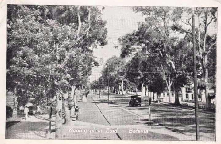 Jl. Merdeka Selatan, Jakarta (year unknown)