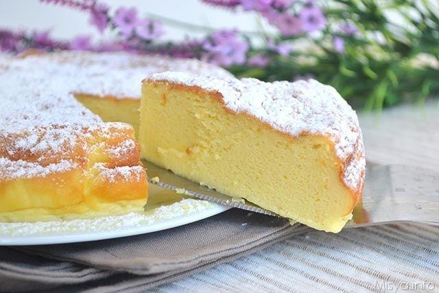 » Cotton soft cheesecake Ricette di Misya - Ricetta Cotton soft cheesecake di Misya