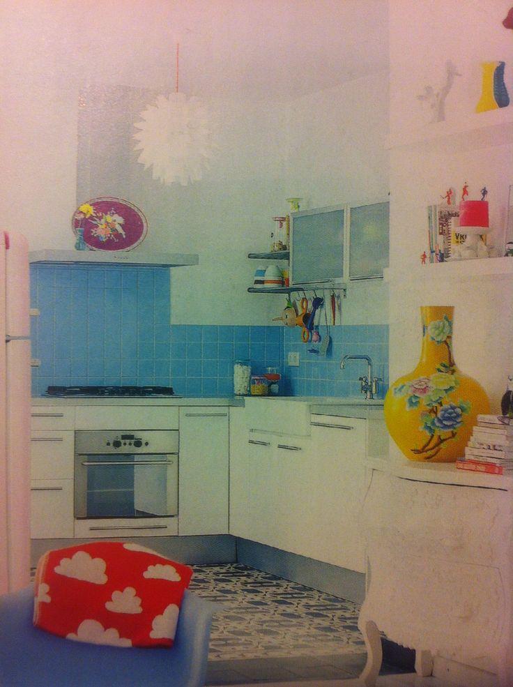 Houten Wastafel Badkamer ~   Badkamer Verf op Pinterest  Badkamer Verf Kleuren, Blauwe Badkamers
