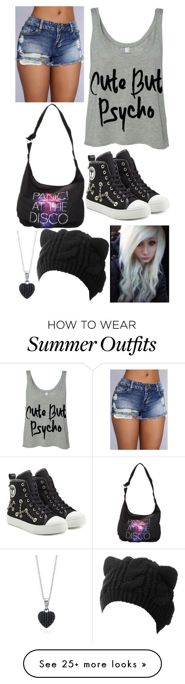 """Summer Outfits : """"Catch Me If You Can"""" by rainy-kat on Polyvore featuring Moschino and"""