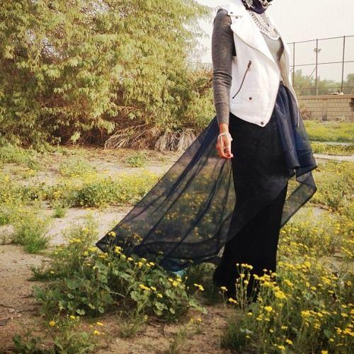 Meem Alessa, street-hijab-fashion.tumblr.com