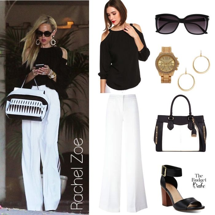 Rachel Zoe Look for Less