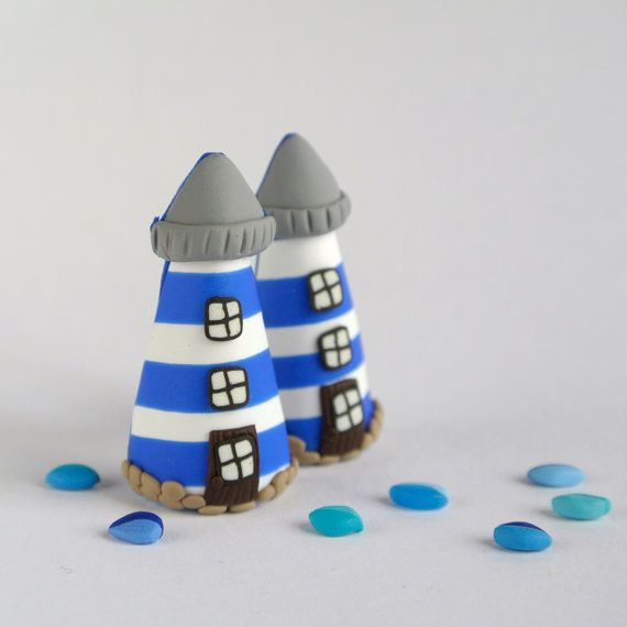 Lighthouse+Brooch++Nautical+jewelry+in+by+Thelittlecreatures,+£10.50