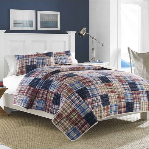 Found it at Wayfair - Blaine Cotton Quilt