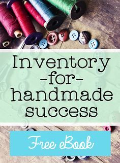 Our FREE eBook goes through the absolute basics of inventory in an easy to understand way to give you the knowledge you need to finally have your inventory, costs and taxes under control.