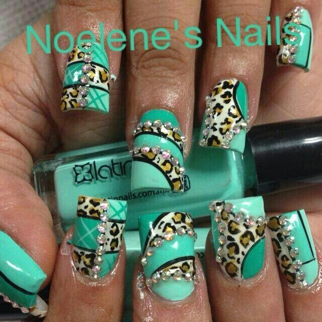 12 best NAILS images on Pinterest | Nail design, Belle nails and ...