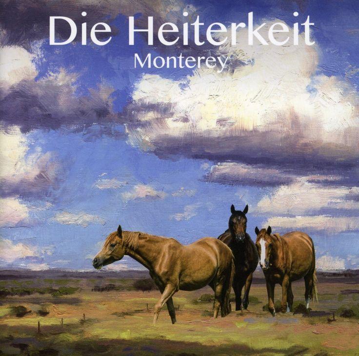 """""""Monterey"""" by Die Heiterkeit #Music #Cover"""