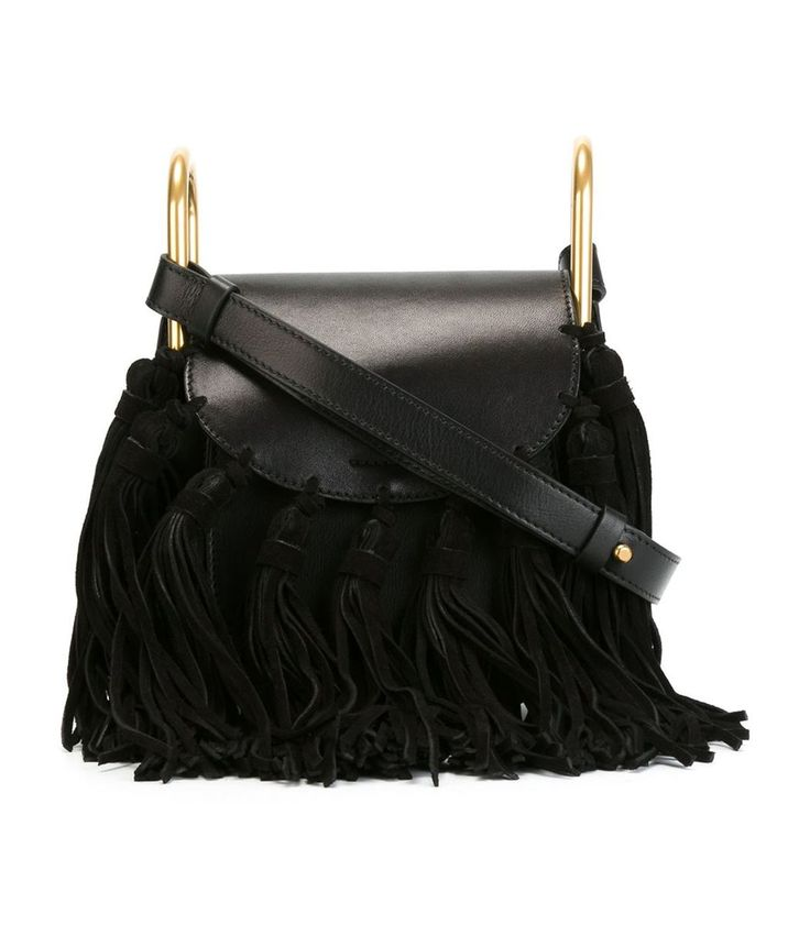 Chloe Mini 'Hudson' Suede Bag