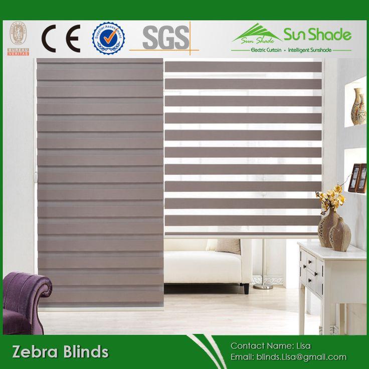 New Indoor Home Window Day Night Zebra Roller blinds /Zebra Roller Shades/Zebra Curtains