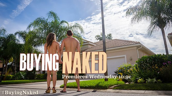 Buying tv show naked