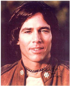 Battlestar Galactica and the war between my friends and I -- Richard Hatch or Dirk Benedict -- guess who I chose :)