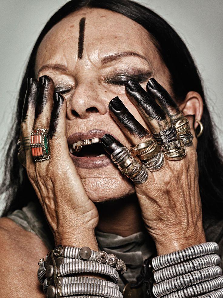 - Slideshow - Michèle Lamy - Interview Magazine