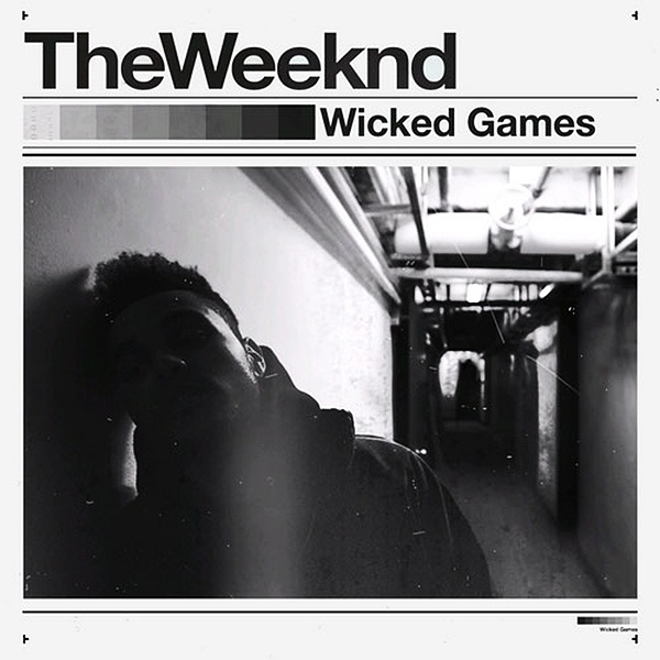 Wekosh.com  The Weeknd Wicked Games Album Art  #Album # Cover #Art
