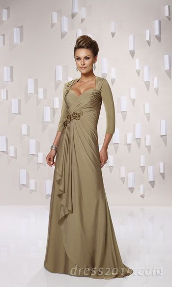Mother of the bride dresses mother of the wedding for Pinterest wedding dresses for mother of the bride