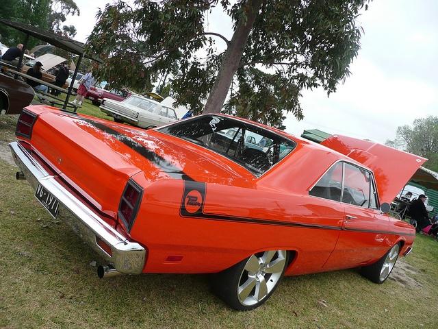 1971 Chrysler Valiant VG Pacer