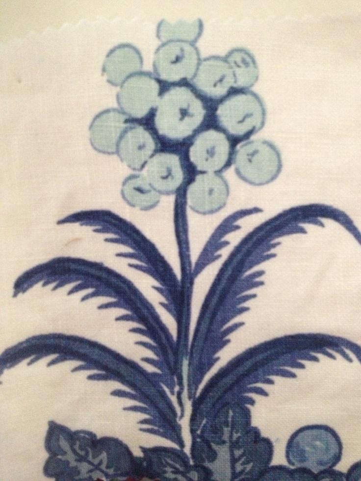 Raoul textiles blue