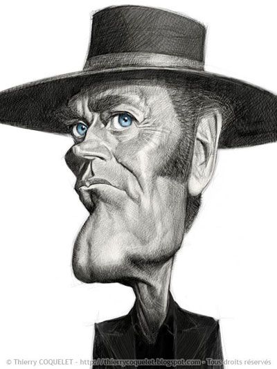 Henry Fonda by Thierry Coquelet