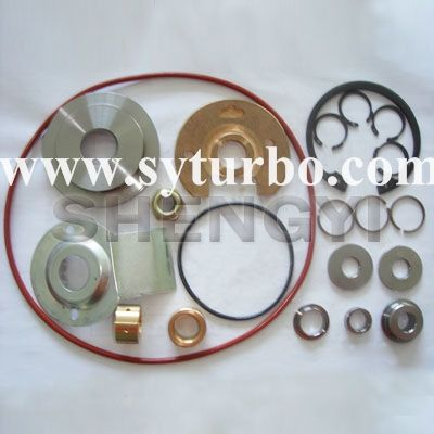 Turbo repair kit, turbo rebuild kit or turbo service kit is one of our dominant turbo parts or turbocharger parts. http://www.syturbo.com/Turbo-repair-kits/