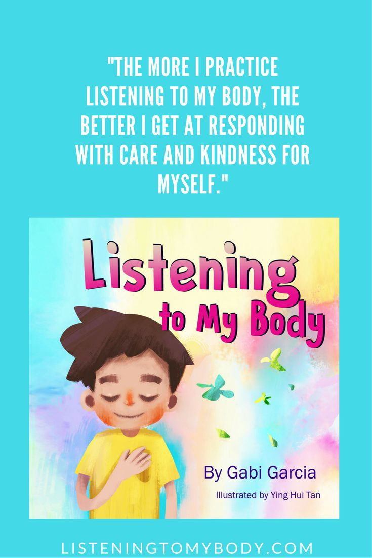 15 best listening to my body images on pinterest feelings listening to my body a guide to helping kids understand the connection between their sensations and feelings so that they can get better at figuring out solutioingenieria Gallery