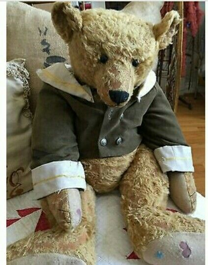 Image result for forget me not teddy bear by liz