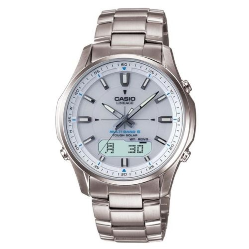 Casio LINEAGE LCW-M100TD-7AJF Solar power Radio controlled Atomic Watch $299
