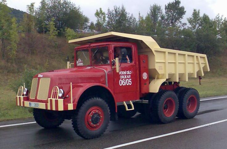 1958 Tatra 6x6