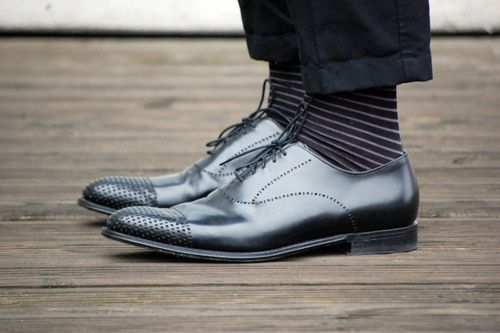 Mentor brogues by Joe Casely-Hayford for John Lewis