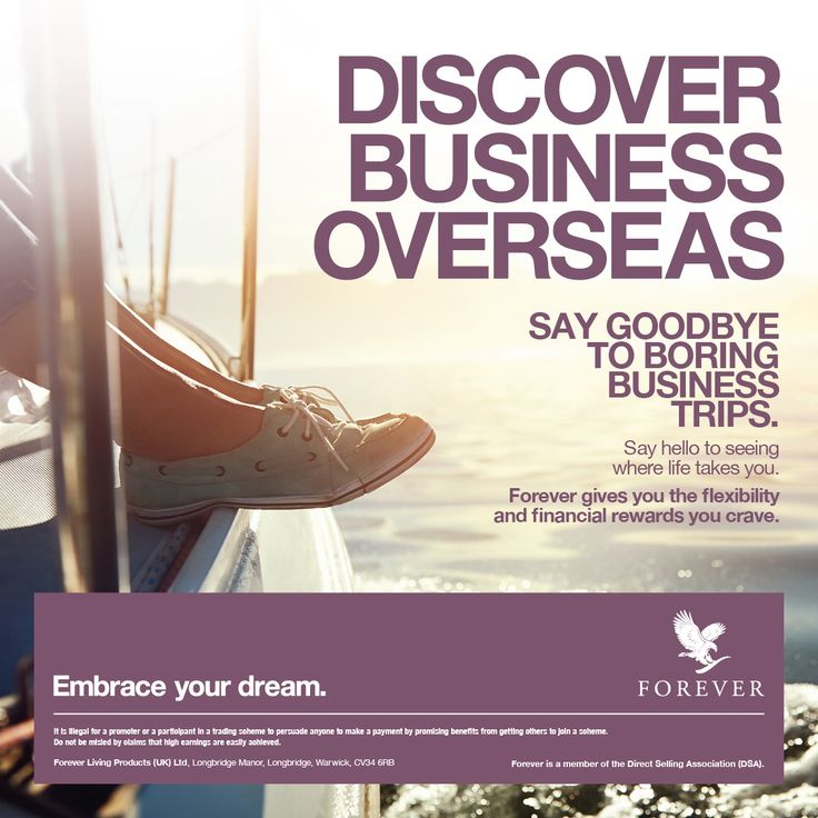 Work with Forever Living and you could get the opportunity to travel the world - FOR FREE! http://link.flp.social/WQTbuh
