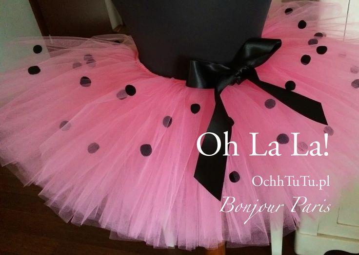Spódniczki Ochh TuTu – Spódniczki tutu i akcesoria do włosów
