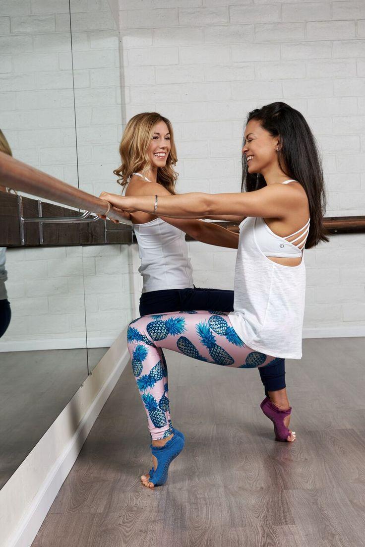 Lululemo Antideslizante Hembra Calcetines de Yoga Movimiento Aptitud Pilates Cinco Dedos Calcetines, Yellow