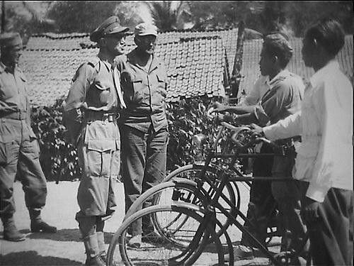 Op de terugweg van Balong werden door gen.maj. W.J.K. Baay een TNI-officier met twee minderen aangehouden, die zich gewapend op de hoofdweg Madioen-Soerabaja bevonden. De gen. wijst de TNI-leden op de overeenkomst met kol. Sungkono, dat zich geen TNI-eenheden op de grote wegen zouden bevinden.