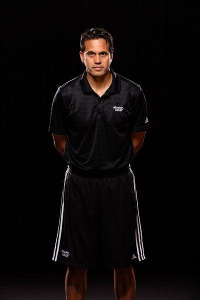 erik spoelstra | ... erik spoelstra a portrait of head coach erik spoelstra of the miami