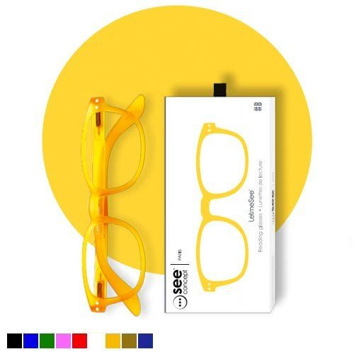Reading Glasses - Let Me See (Type B)