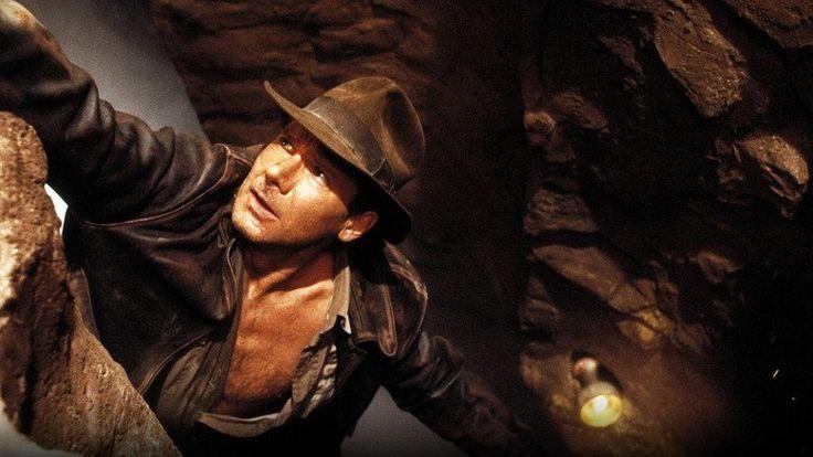 Indiana Jones and the Last Crusade movie scenes