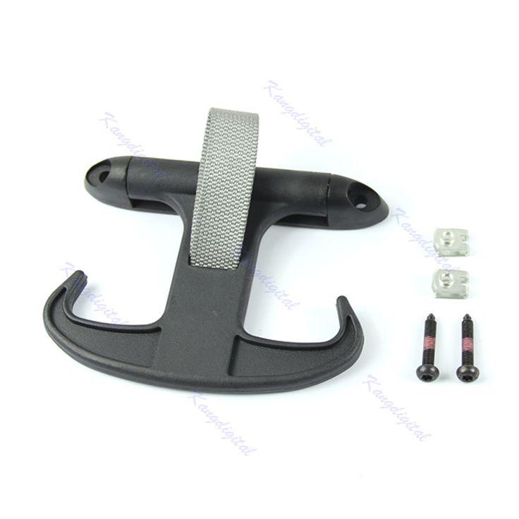 Cargo Trunk Bag Hook Hanger Holder For VW VOLKSWAGEN Passat Jetta Audi A4 Black