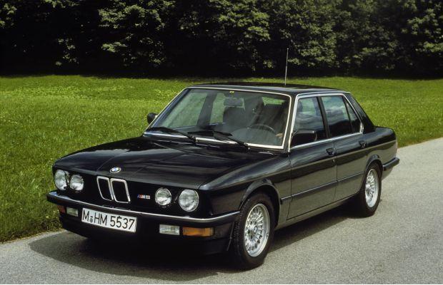 Die 15 besten BMW M Series Cars9. E28 M5