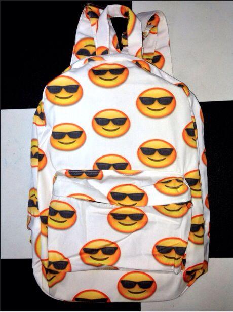 Emoji Backpack <3