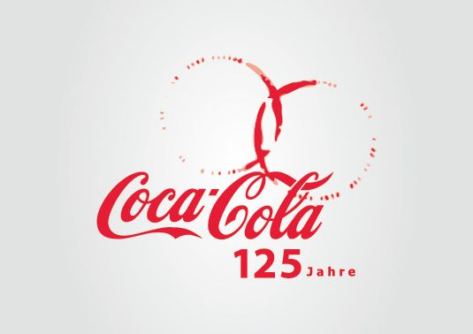 Cliente: Coca-Cola Germany GmbH  Data: 2012  Campo: Logo design
