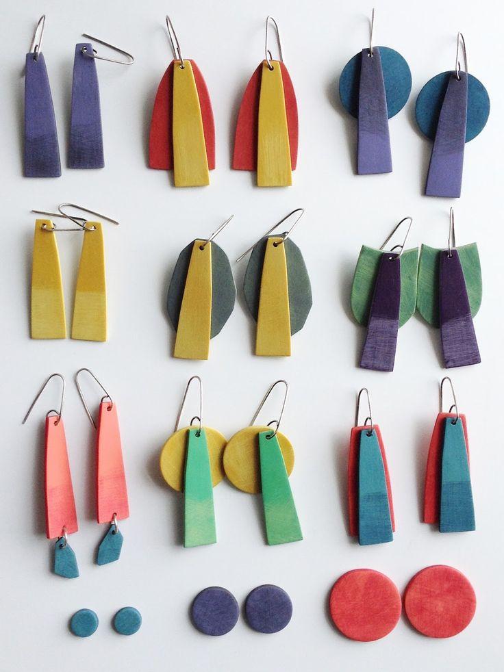 Tropical colors. Genevieve Williamson