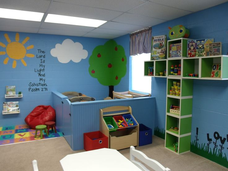 Classroom Decoration Ideas For Pre Primary School : Best for the wee ones images church nursery