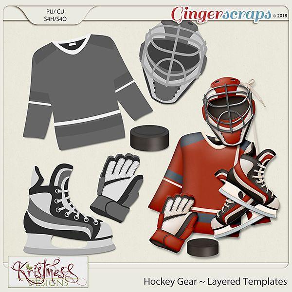 Cu Hockey Gear Layered Templates Hockey Hockey Mask