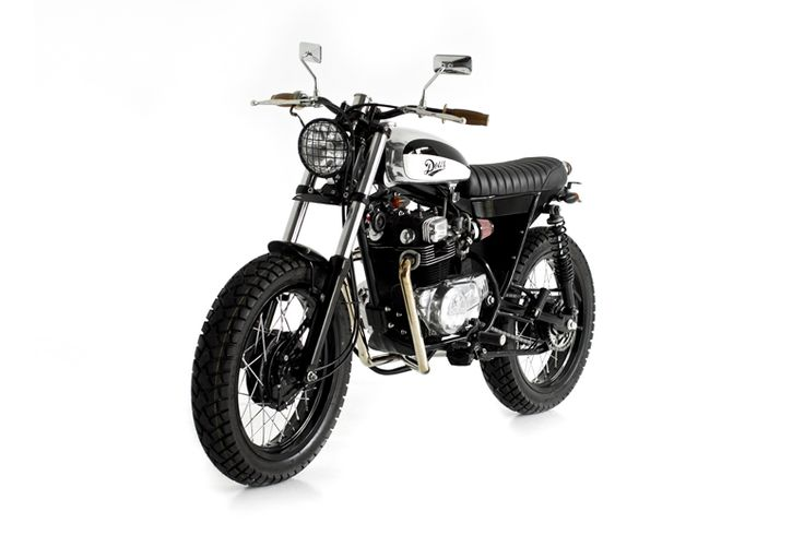 The CB200   Deus Ex Machina   Custom Motorcycles, Surfboards, Clothing and Accessories.elfogadnám