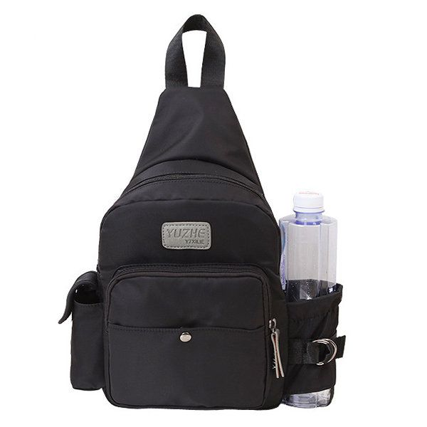 Nylon Lightweight Chest Bag Portable Daily Sports Outdoor Backpack Shoulder Bags | US$14.77